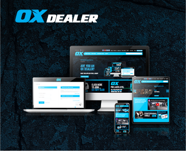 OX AU-Dealer Ecommerce