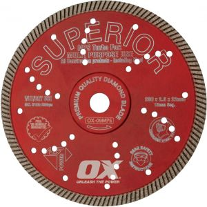 Image for OX Professional PU10 Turbo Diamond Blade