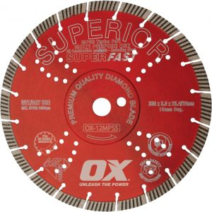 Image for OX Professional PUB Turbo Diamond Blade