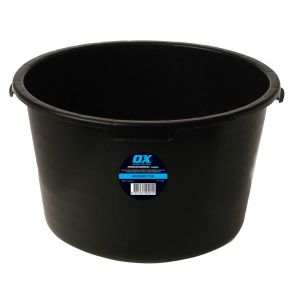 Image for OX Professional 90L Masonry Bucket