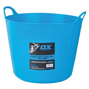 Image for PROFESSIONAL 40L HEAVY DUTY RUBBER BUCKET