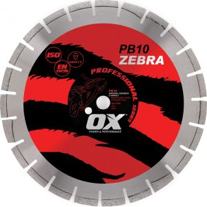 Image for OX Professional PB10 Turbo Diamond Blade - Abrasive