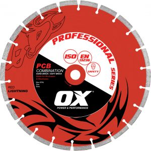 Image for OX Professional PCB Bench Saw Diamond Blade - Combination