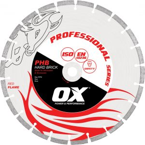 Image for OX Professional PHB Bench Saw Diamond Blade - Hard