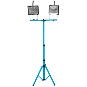 Image for OX Trade 500watt Halogen Floodlight with stand