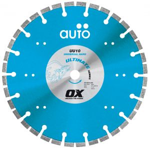 Image for OX Ultimate UU10 Turbo Diamond Blade - Universal/Hard