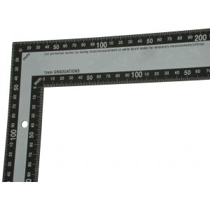 OX Trade 600 x 400mm Carpenters Square